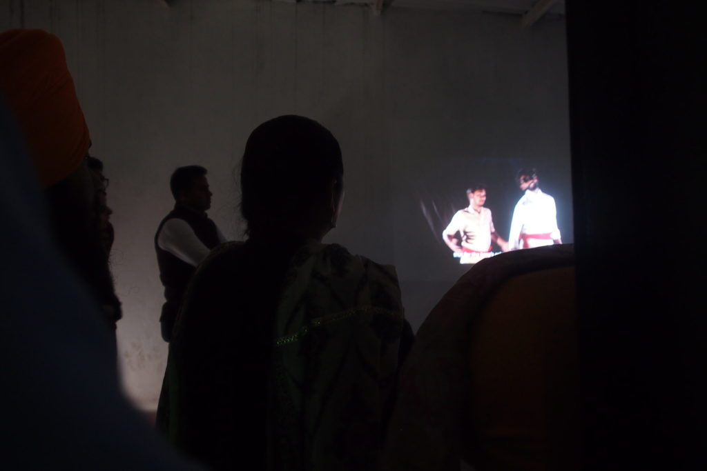 Film screening at Mela, Preet Nagar 2019