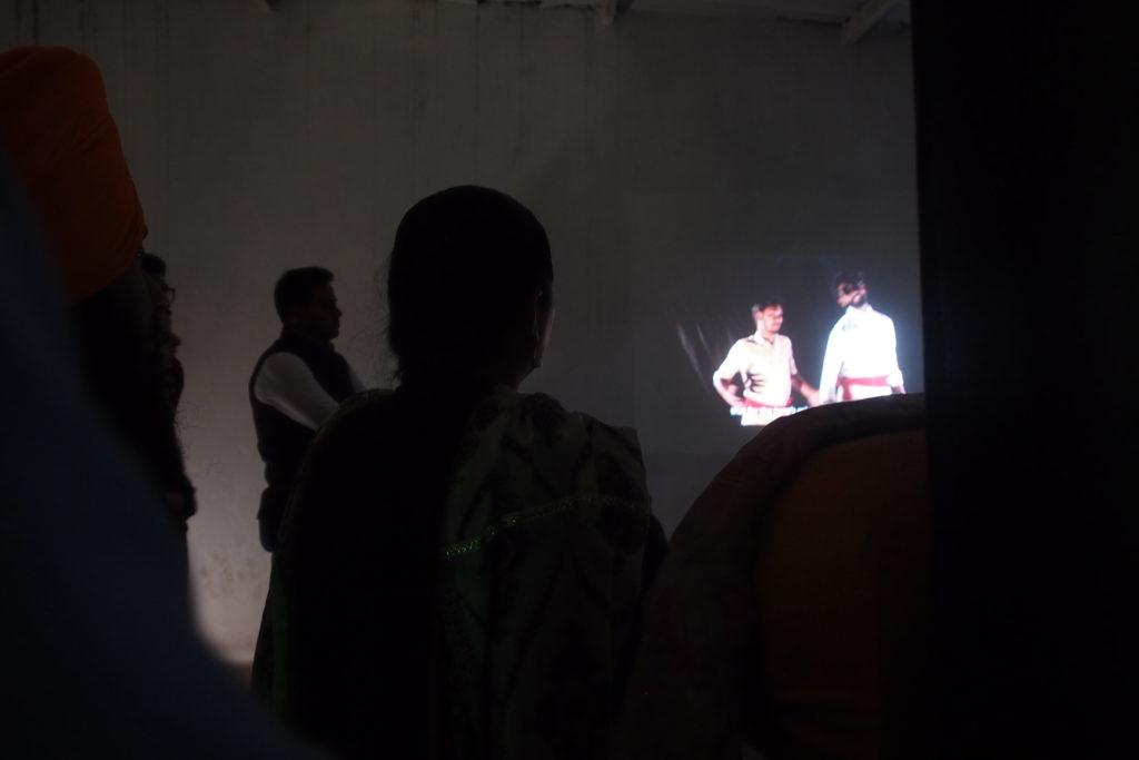 Film screening at Mela, Preet Nagar 2019