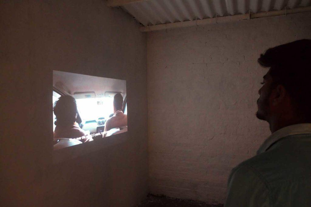 Film screening, Mela Preet Nagar 2019